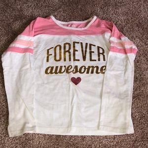 Children's Place Shirts & Tops - Girls long sleeve shirts!